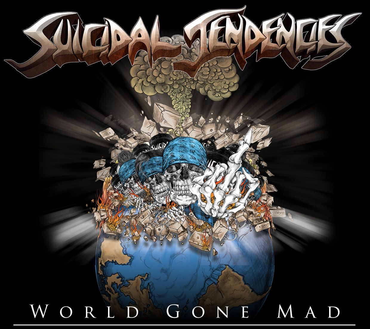 Suicidal Tendencies Official World Gone Mad Is Here
