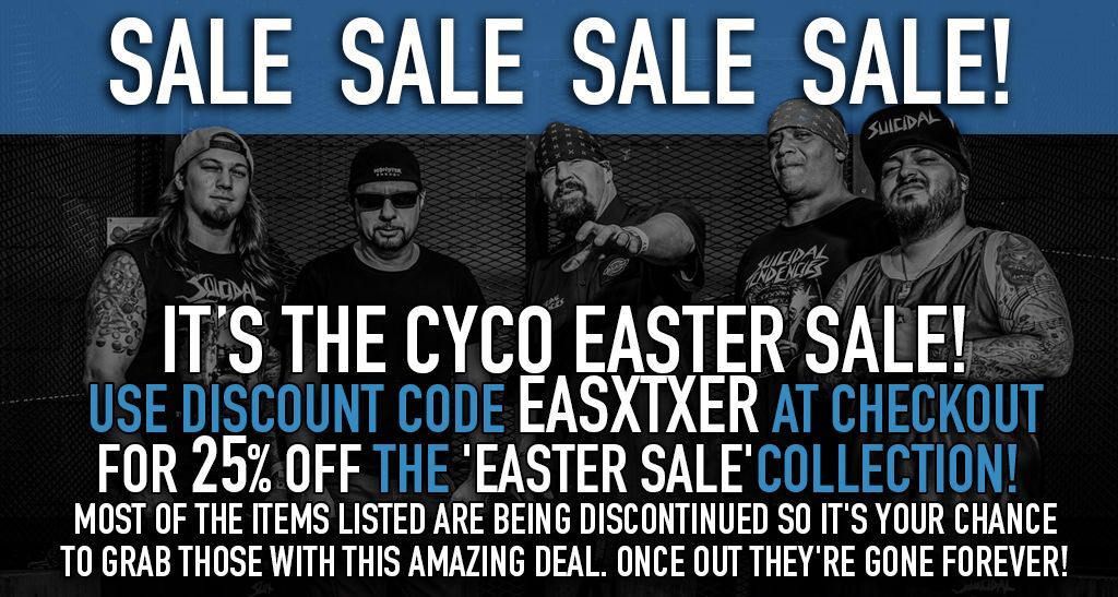 SxTx - EASTER SALE IS ON NOW!