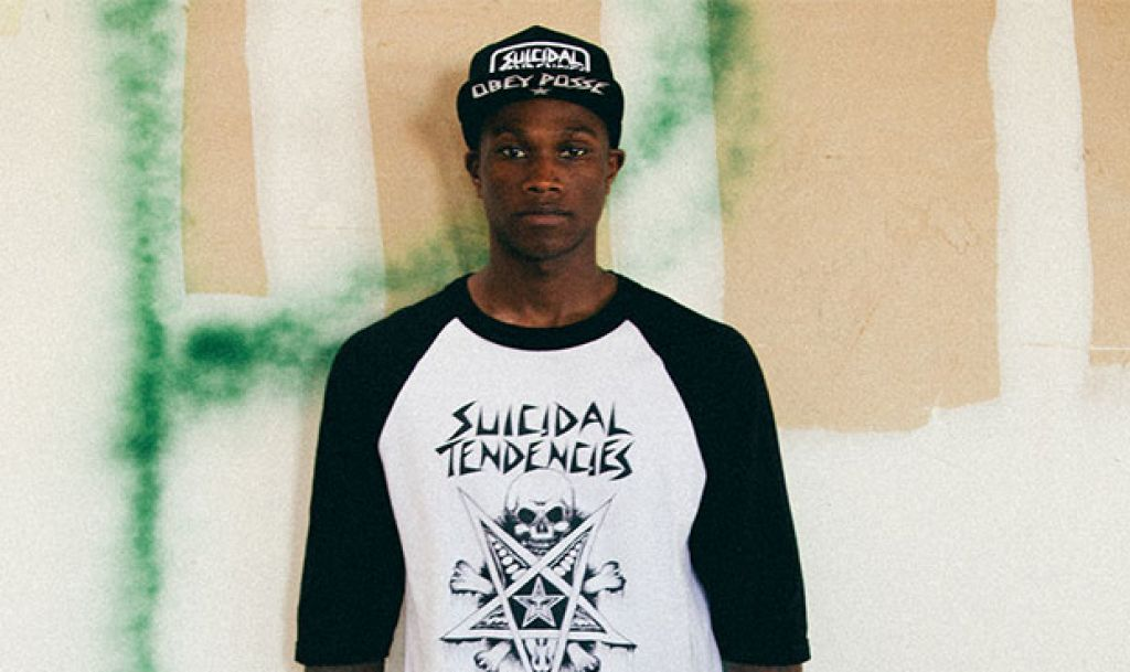 Obey x Suicidal Tendencies