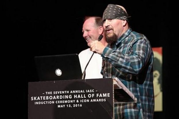 SxTx INDUCTED IN THE SKATEBOARDING HALL OF FAME
