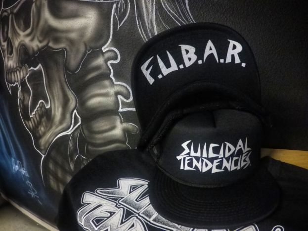 NEW IN! LOST MY BRAIN....ONCE AGAIN AND F.U.B.A.R. !