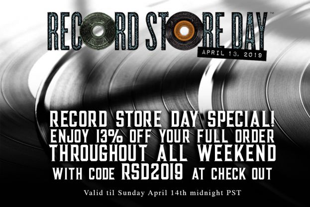 HAPPY RECORD STORE DAY!