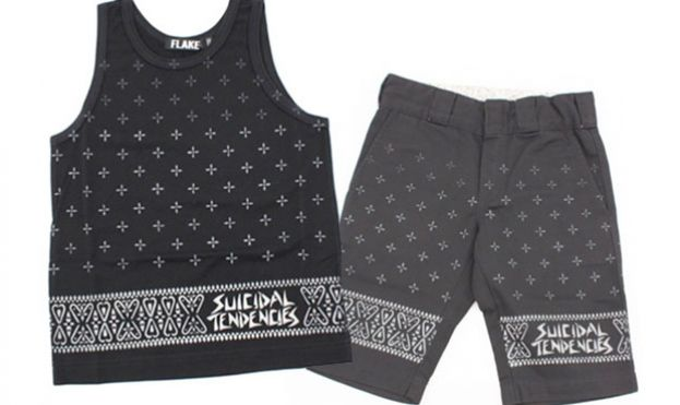 FUCT x Suicidal Tendencies