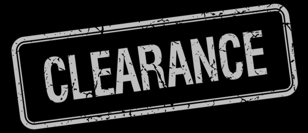 CLEARANCE AND NEW MERCH!