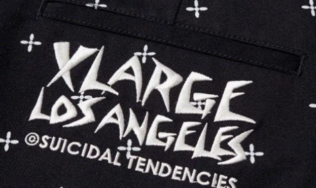 XLarge x Suicidal Tendencies